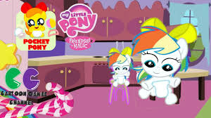 My Little Pony Caring Games And Experience In Life