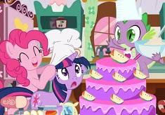 My Little Pony Cooking Games Help You To Get The Delicious Food