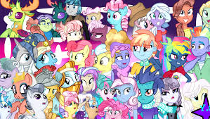 My Little Pony Through The Episode