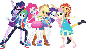 My Little Pony Equestria Girls A Part of My Little Pony Games