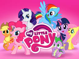 Collect The My Little Pony Pictures For Children