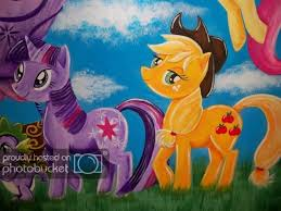 Make Painting For My Little Pony Characters