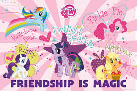 The Friendship Lessons Children Get In My Little Pony