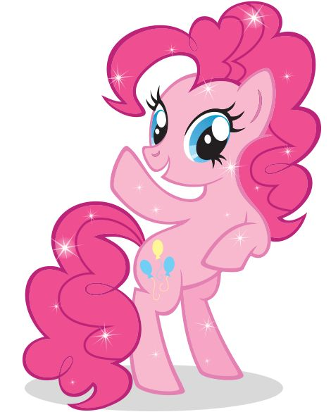 My Little Pony Pinkie Pie Character