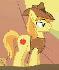 My Little Pony Braeburn Character