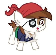 My Little Pony Pipsqueak Character