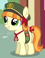 My Little Pony Filly Guides Character