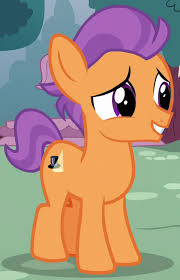 My Little Pony Tender Taps Character