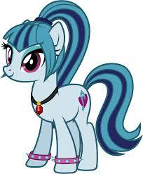 My Little Pony Sonata Dusk Character