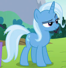 My Little Pony Trixie Character