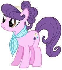 My Little Pony Suri Polomare Character