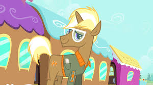 My Little Pony Trenderhoof Character