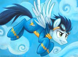 My Little Pony Soarin Character