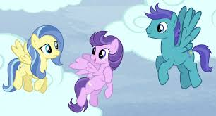 My Little Pony Weather Control Pegasi Name