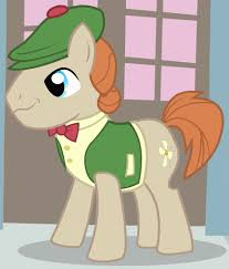 My Little Pony Mr Breezy Character  Name