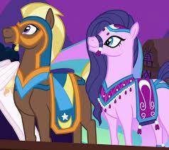 My Little Pony Saddle Arabia Delegates Character