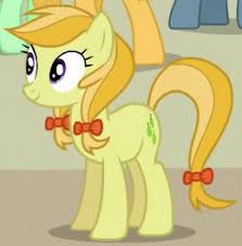 My Little Pony Jonagold Character