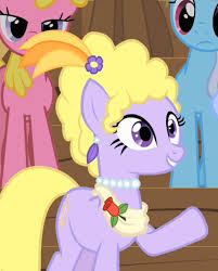 My Little Pony Lyrica Lilac Characters Name