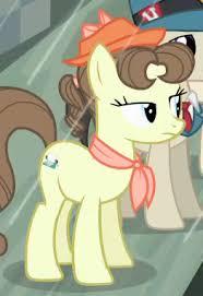 My Little Pony Pegasus Olsen