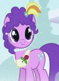 My Little Pony Purple Wave Character