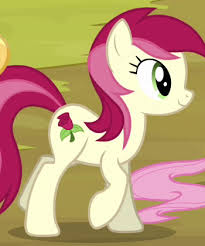 My Little Pony Rose Character