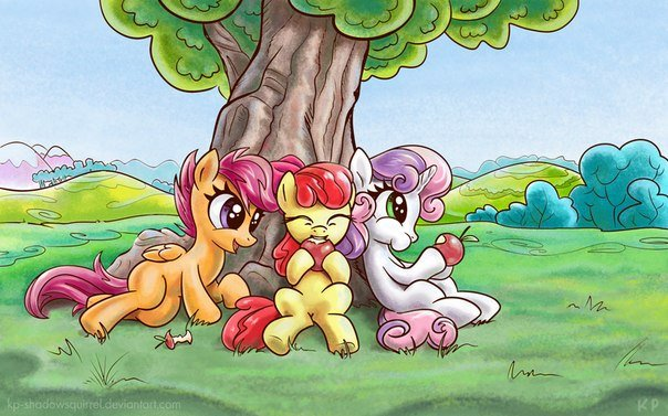 Drawings Pony Friendship is Miracle