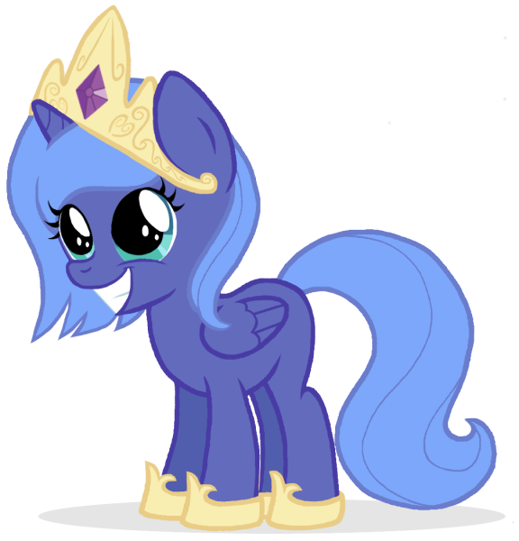 Pictures Pony Friendship is Miracle Princess Luna