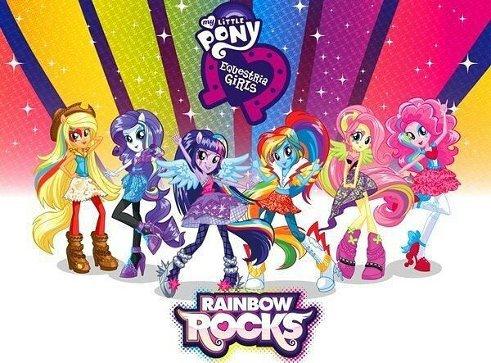 Pictures My Little Pony Rainbow Rock