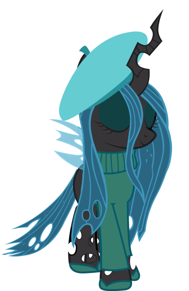 Photo Pony Chrysalis