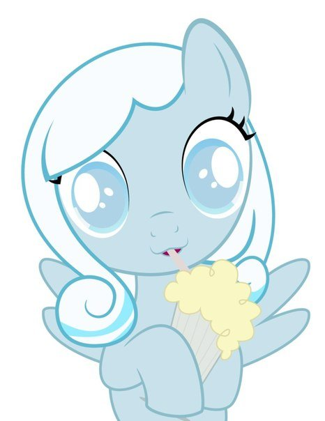 Pictures Pony Snowdrop