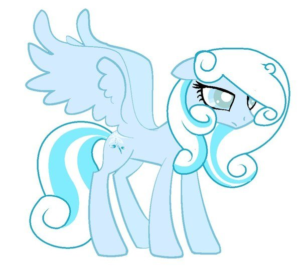 Pictures Pony Snowdrop Picture My Little Pony Pictures