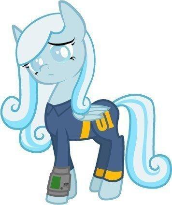 Pictures Pony Snowdrop