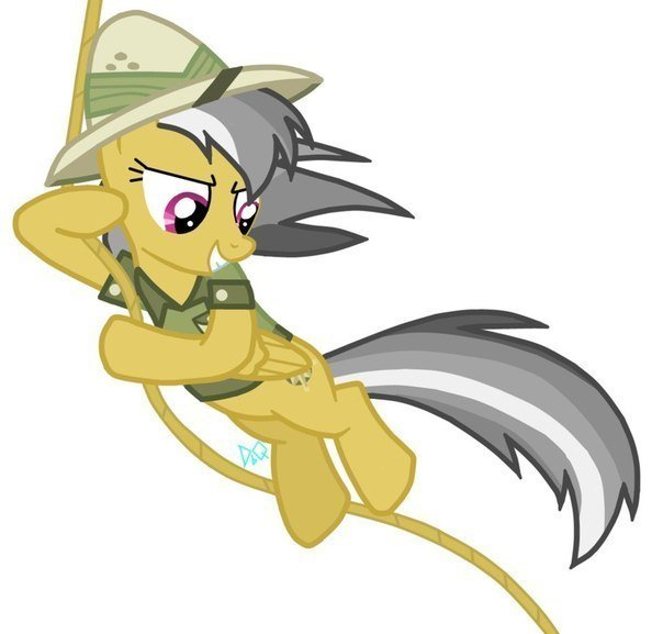 Pictures My Little Pony Daring Do