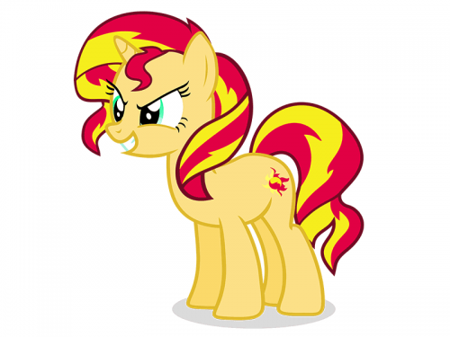 Pictures Pony Friendship is Miracle Sunset Shimmer Picture