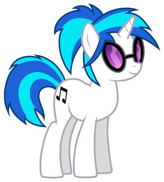 Pictures My Little Pony Vinyl Scratch
