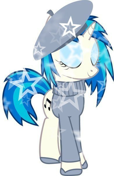 Pictures My Little Pony Vinyl Scratch