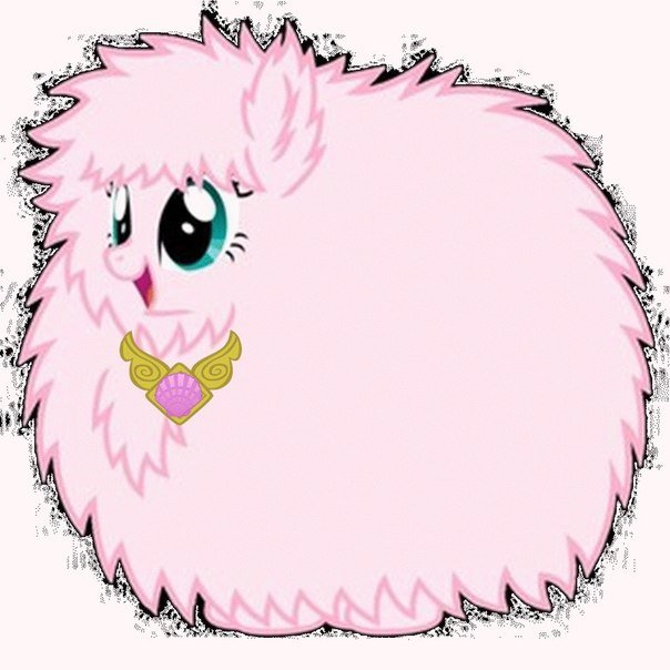 Pictures Pony Fluffy Puff