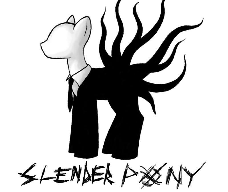 Pictures Pony Slender