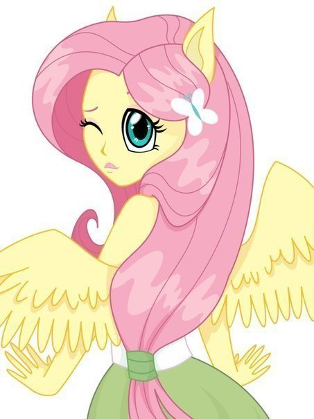Pictures Equestria Girl Fluttershy