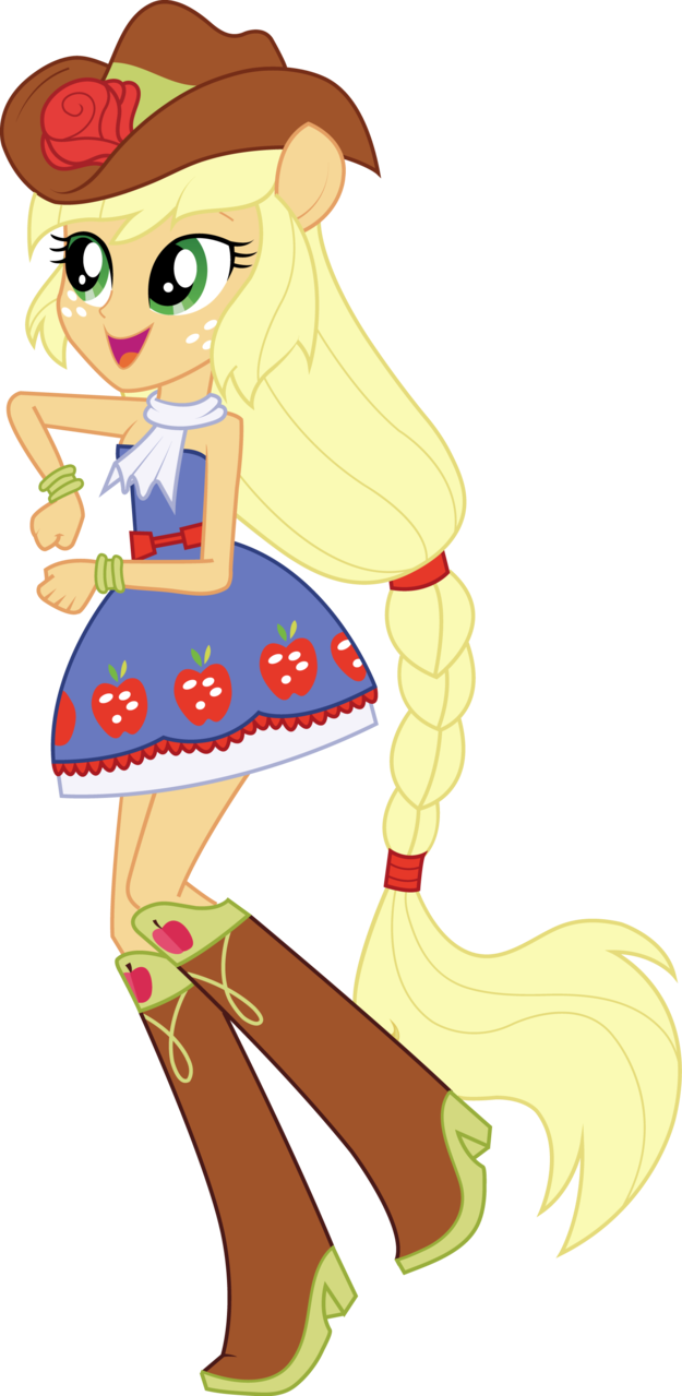 Pictures Equestria Girl Applejack