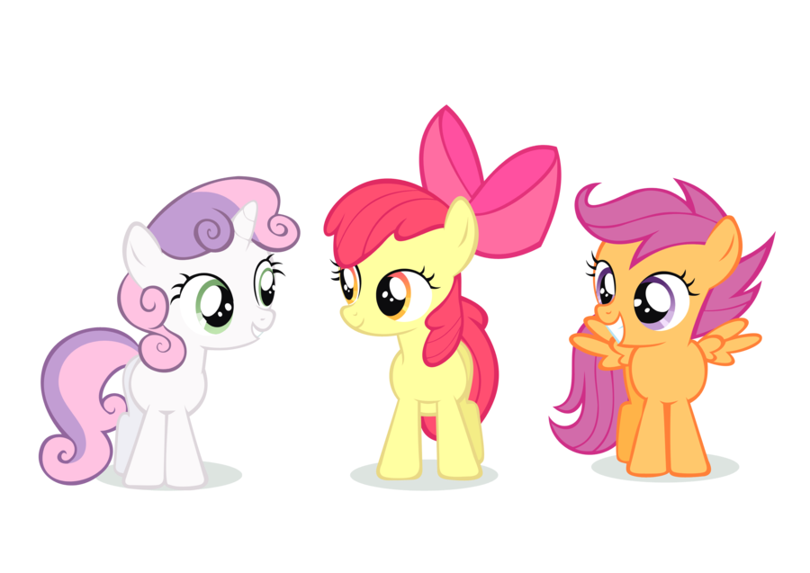 Pictures Pony  Mark Crusaders