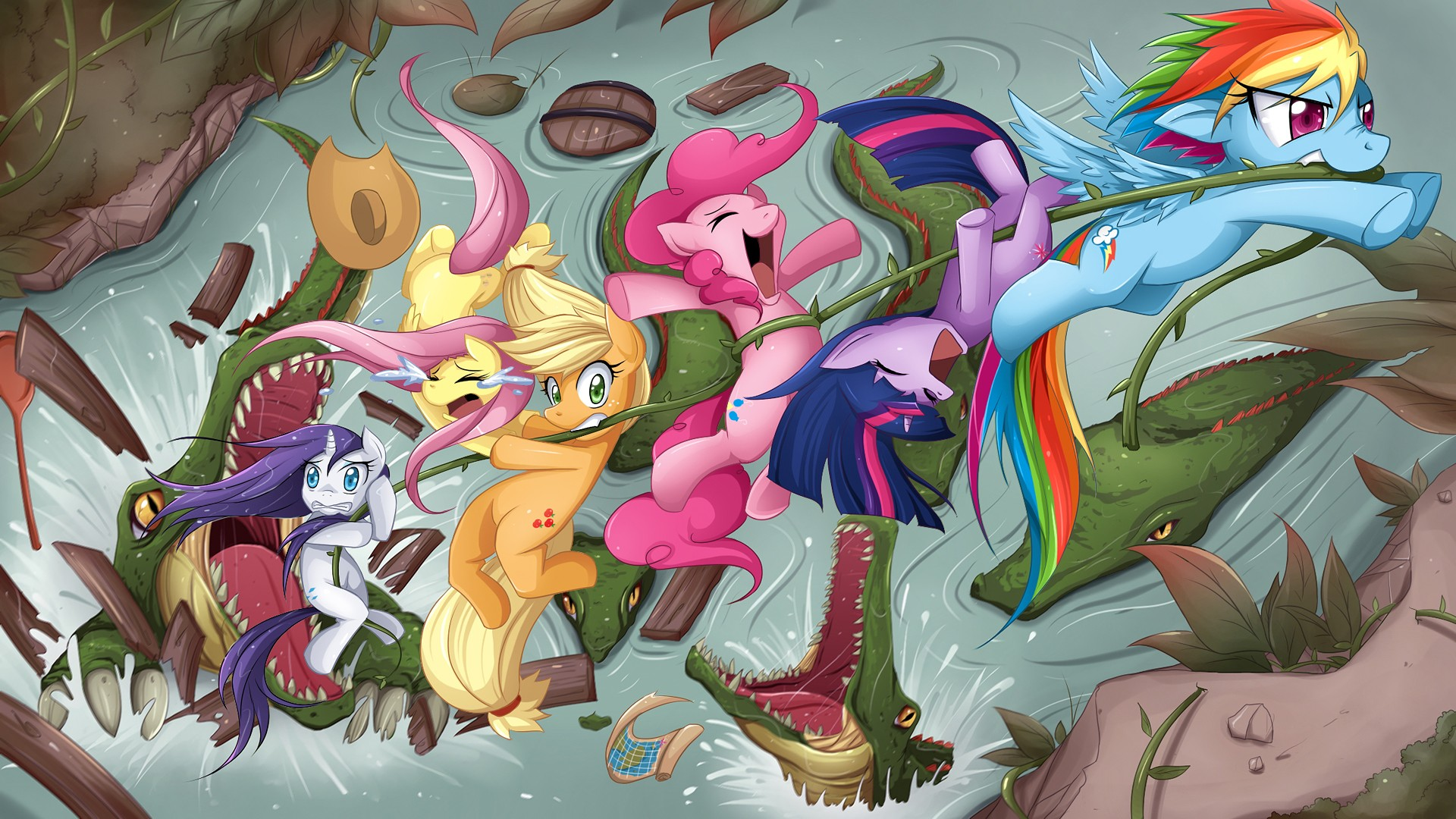 My Little Pony Accident