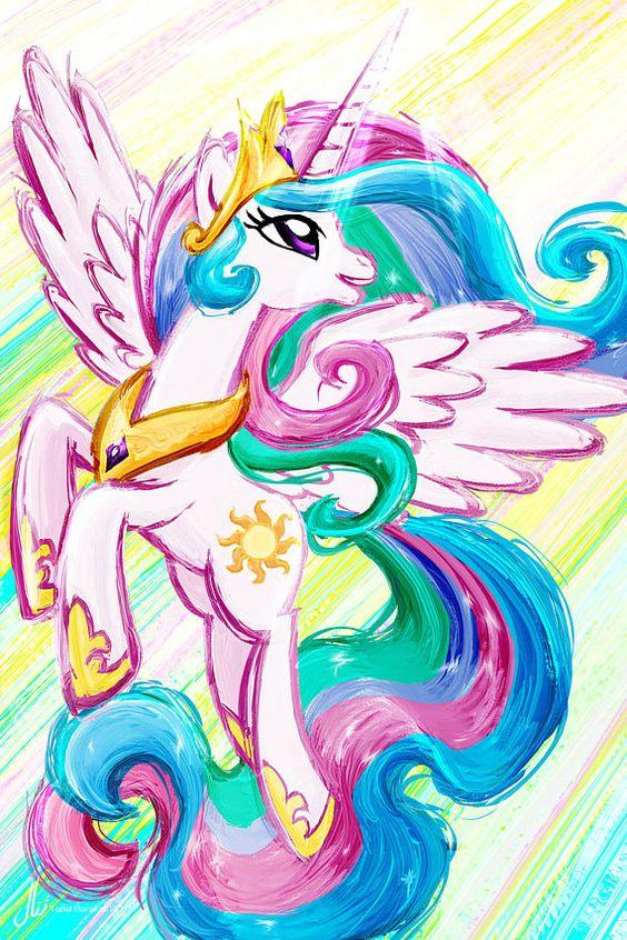 Equestria Princess Celestia
