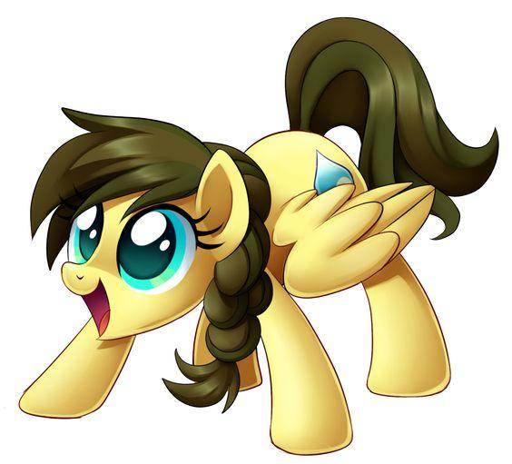 My Little Pony Twilight Sparkle Dark Skin