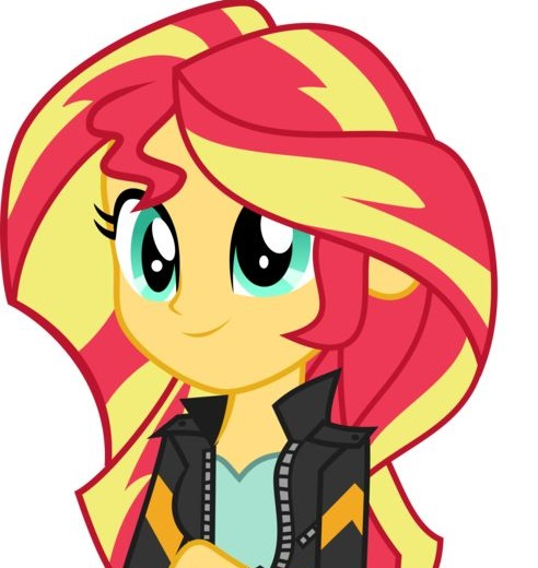 My Equestria Sunset Shimmer