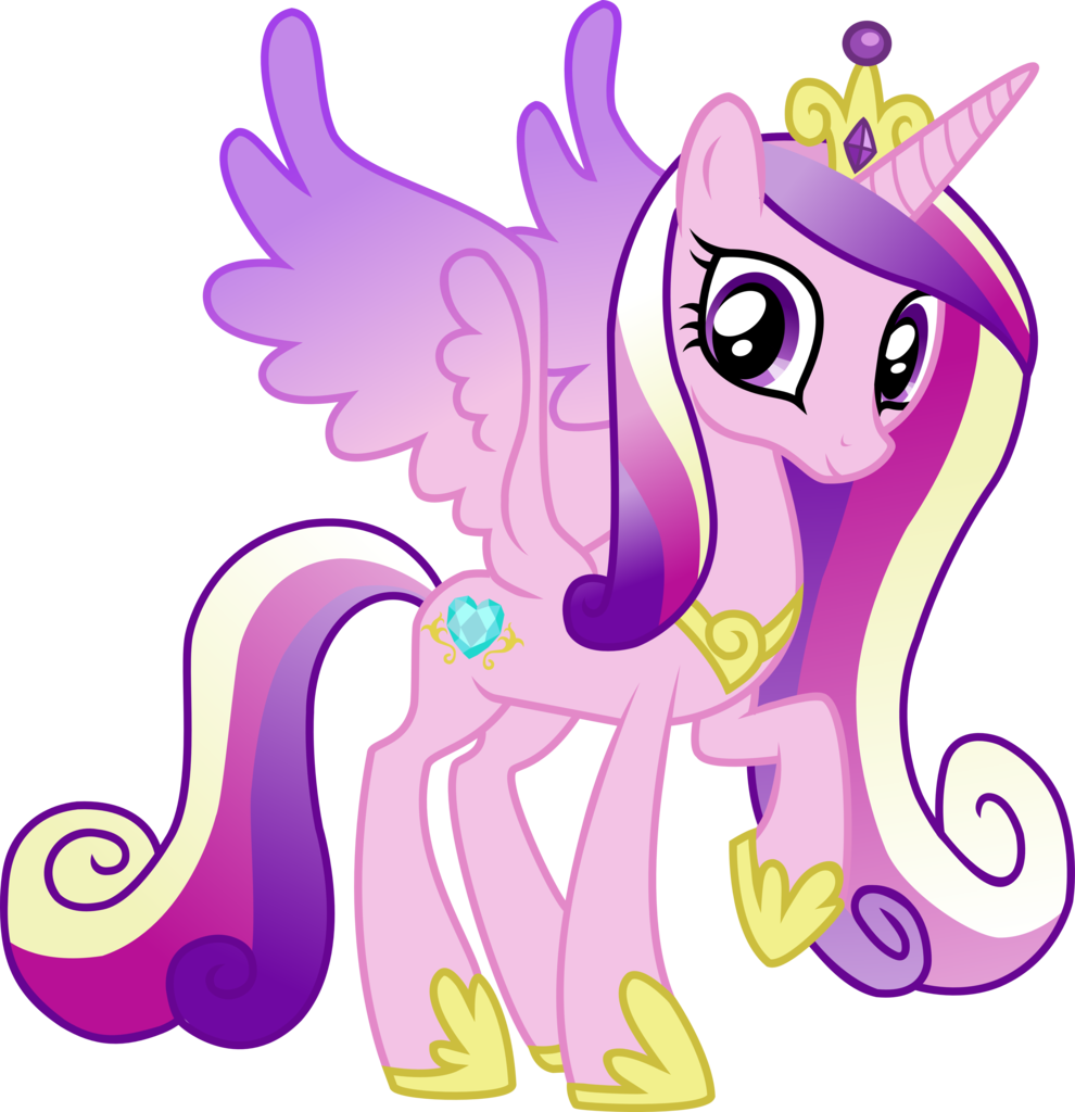 My Little Pony Princess Cadence Picture