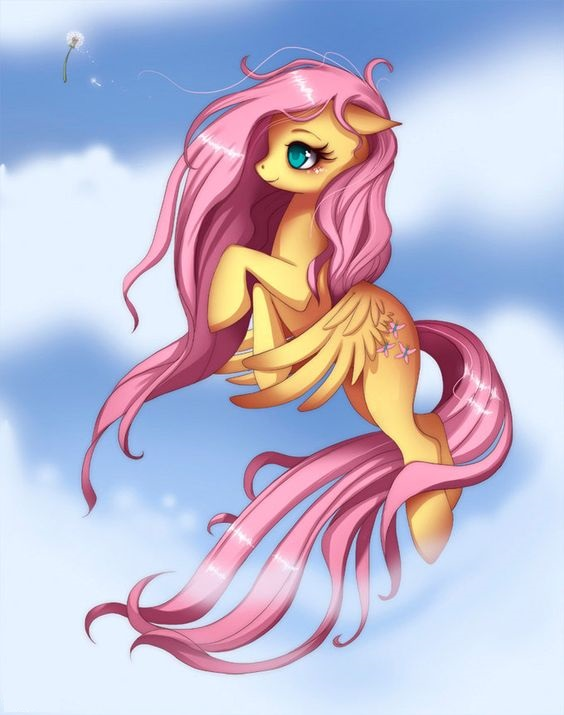 My Little Pony Fluttershy Fly