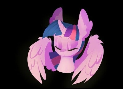 My Little Pony Fly Picture