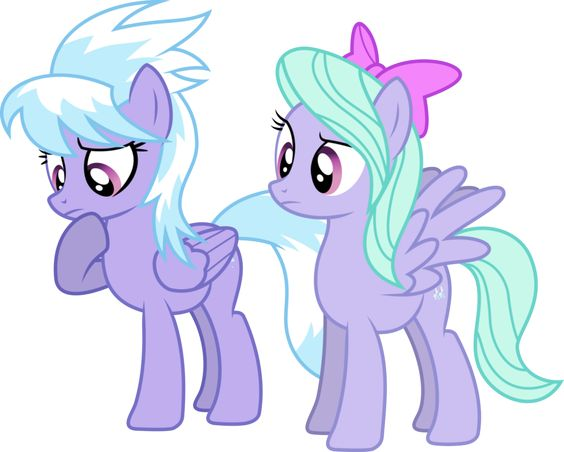 My Little Pony Nice Couple