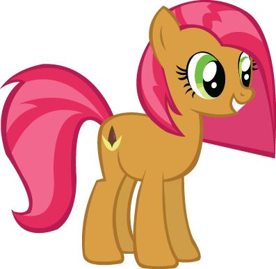 My Little Pony Babs Seed